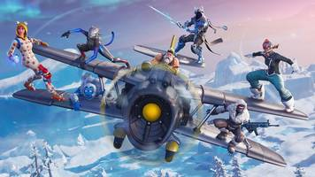 Fortnite is getting swords, starting with the Infinity Blade