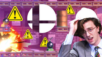 how many osha violations are in super smash bros. ultimate?