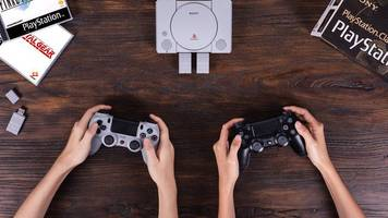 New wireless adapter can pair PS4 controllers to a PlayStation Classic