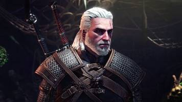 The Witcher's Geralt is coming to Monster Hunter: World
