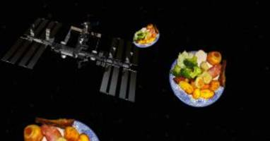 How a SpaceX Dragon Capsule Delivered Christmas Dinner to the ISS