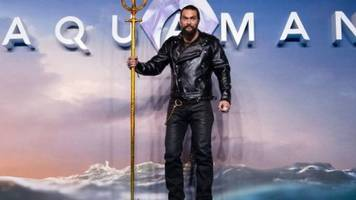 'aquaman' wins big in chinese box office, 'ralph' stays no. 1 in u.s.