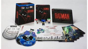 black friday deals are back: batman complete animated series on blu-ray for $79.99
