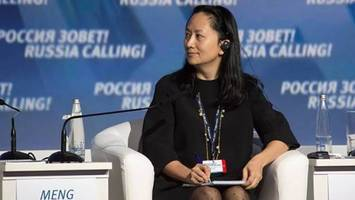 China continues to attack Canada for 'inhumane' arrest of Huawei CFO Meng Wanzhou