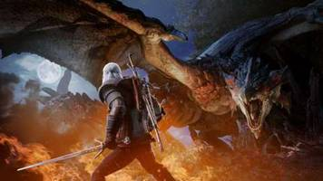 The Witcher 3's Geralt Is Coming To Monster Hunter World