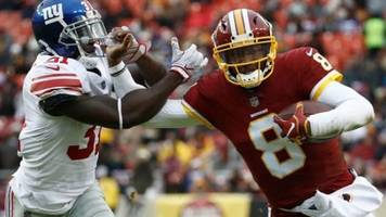 washington redskins qb josh johnson had to learn teammates' names through 'madden'