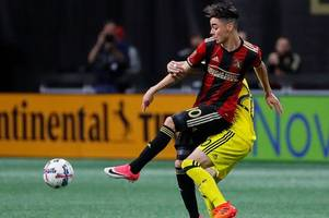 atlanta issue update on future of arsenal and newcastle united transfer target miguel almiron