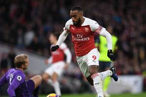 Ex-referee explains exactly why Alexandre Lacazette's goal against Huddersfield was disallowed