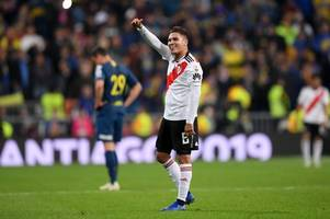the reasons why a move for juan fernando quintero will be difficult for tottenham