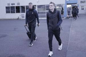 tottenham hotspur reveal squad for huge champions league clash with barcelona