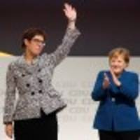 kramp-karrenbauer's win: rough road ahead for the merkel dynasty