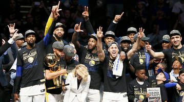 steve kerr reacts to warriors being named sportsperson of the year: 'we are really honored'