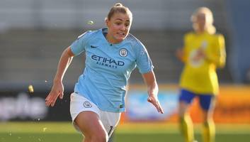 women's super league roundup: man city move level on points with arsenal at the top