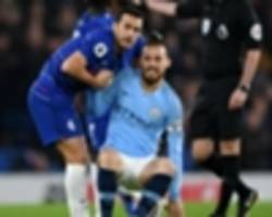'i have 15 players' - silva & fernandinho add to guardiola's injury woes