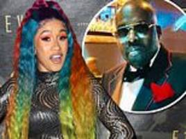 cardi b has date set for deposition as she sues ex manager for $15m