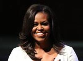 Michelle Obama will appear in front of 20,000 fans at London's O2 Arena next year