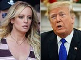 Stormy Daniels is ordered to pay Trump almost $293,000 in legal fees