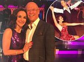 Strictly judge Shirley Ballas gushes over her first love