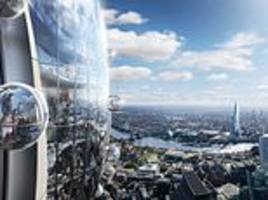 heritage experts slam norman foster's plans for 1,000ft tulip skyscraper