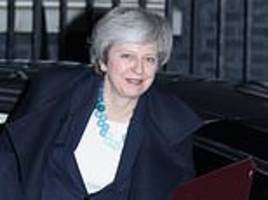 May's fight to solve the Irish border problem that threatens Brexit