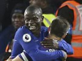 kante explains humble attitude as chelsea star targets more 'exceptional moments'