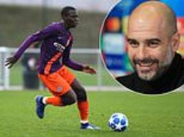 pep guardiola may have to call on manchester city youngsters for hoffenheim clash