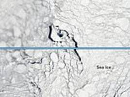 NASA releases unprecedented new maps of Antarctica from satellite data