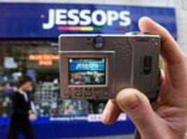 jessops spends £5m on image editing software and printing machines to lure the instagram generation