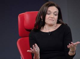 facebook employees still love sheryl sandberg and say she shouldn't be fired (fb)