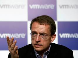 vmware's newest amazon partnership proves that the $65 billion company can thrive in the cloud wars after all, says wall street (amzn, vmw)