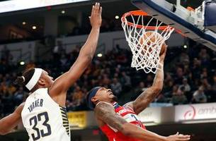 Turner dominates in Pacers' 109-101 victory over Wizards