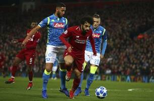 Salah solo goal sees Liverpool into Champions League last 16