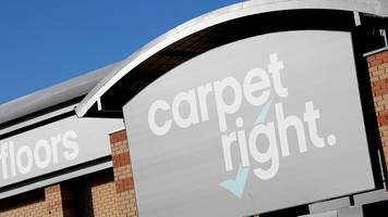 Carpetright losses widen as sales fall
