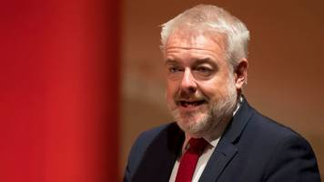 final day for wales' first minister carwyn jones