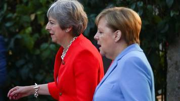 News Daily: May meets EU leaders for Brexit talks and Macron's offer to protesters