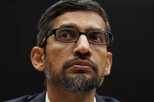 Republicans pushed Pichai about bias allegations, leaving China and other issues behind