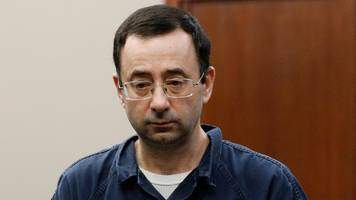 larry nassar abuse report: usoc apologises for failing to protect athletes