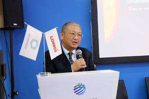 LONGi President Speaks on the Combination of PV and Energy Storage as Ultimate Energy Solution at 24th Conference of the Parties to UNFCCC