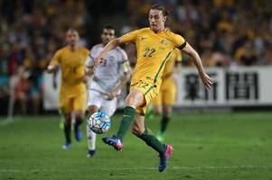 burton albion set for world cup pay-off thanks to hull city midfielder jackson irvine