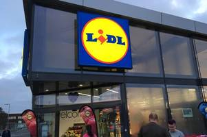 lidl store to close early next year for building work after being given go-ahead for expansion plans