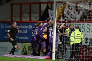 port vale fans' frustration and relief at morecambe, fall-out from stoke city game and more