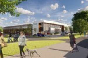 revealed: this is how sandwell's new £60m swimming pool complex will look