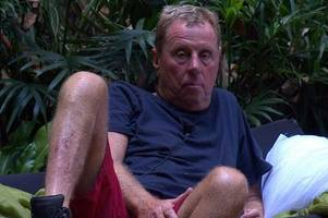 the frantic moment nick knowles feared harry redknapp was having a stroke on i'm a celebrity