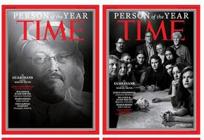 time magazine's person of the year 2018 revealed - and it's a shock