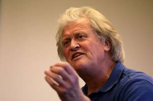 'a no deal brexit would be good' - wetherspoons boss tim martin visits lincoln