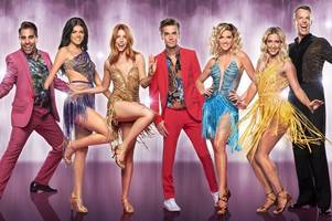 Strictly Come Dancing - will your favourite celebrities and professionals be joining the live tour?