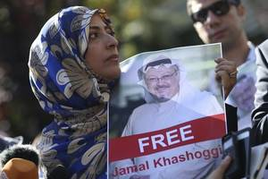 Jamal Khashoggi and 'The Guardians' named Time Person of the Year 2018