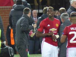paul pogba 'shocked' by man united omission as star midfielder considers meeting with jose mourinho