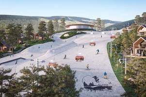 £130m afan valley adventure resort about to take big step closer to reality