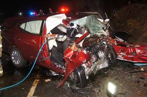 welsh woman seriously injured in horrific fatal head-on crash in america